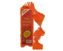 Slinger Crepe Oranje 24