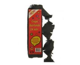 Slinger Crepe Zwart 24