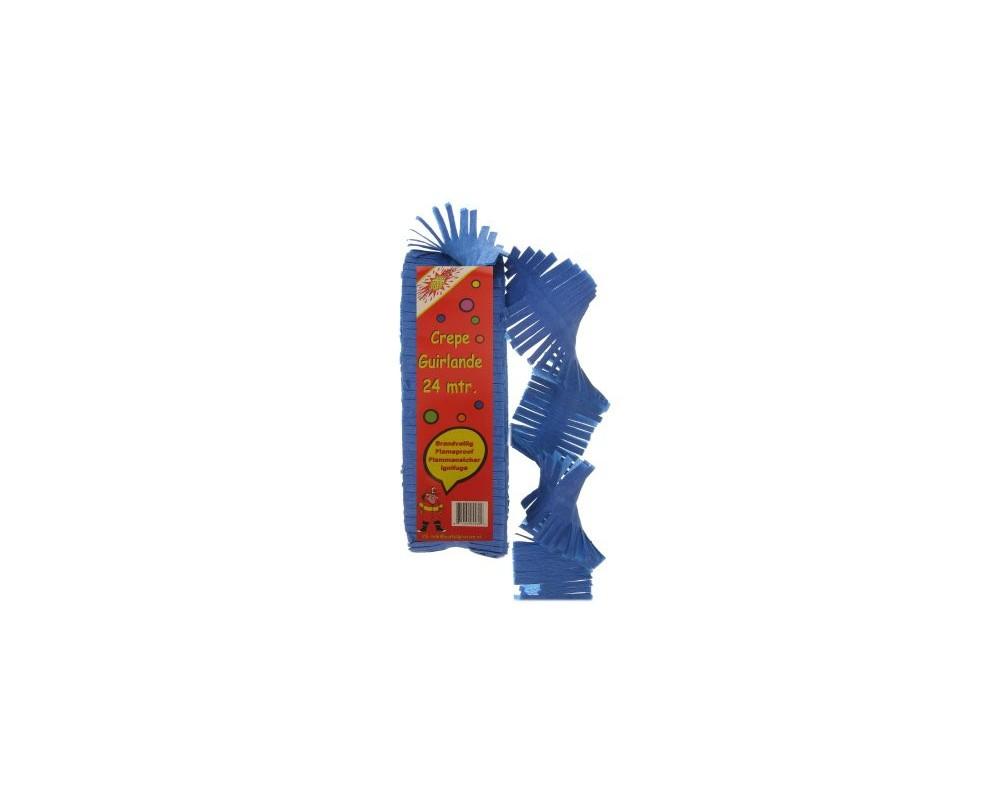 Slinger Crepe Blauw 24
