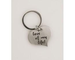 Sleutelhanger Love Life