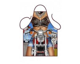 Schort Biker girl