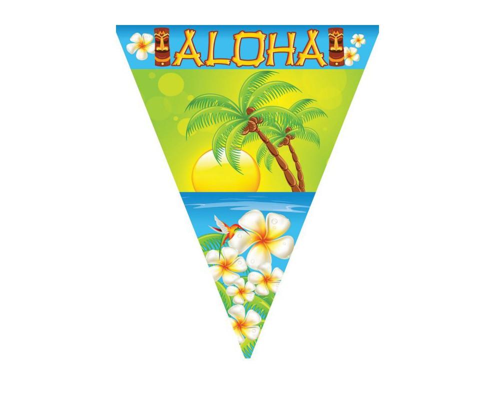 Vlaggenlijn Aloha