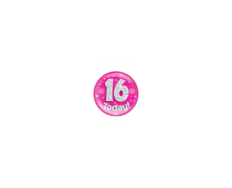 XL Button 16