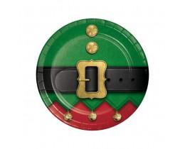 Bordjes Kerstman2