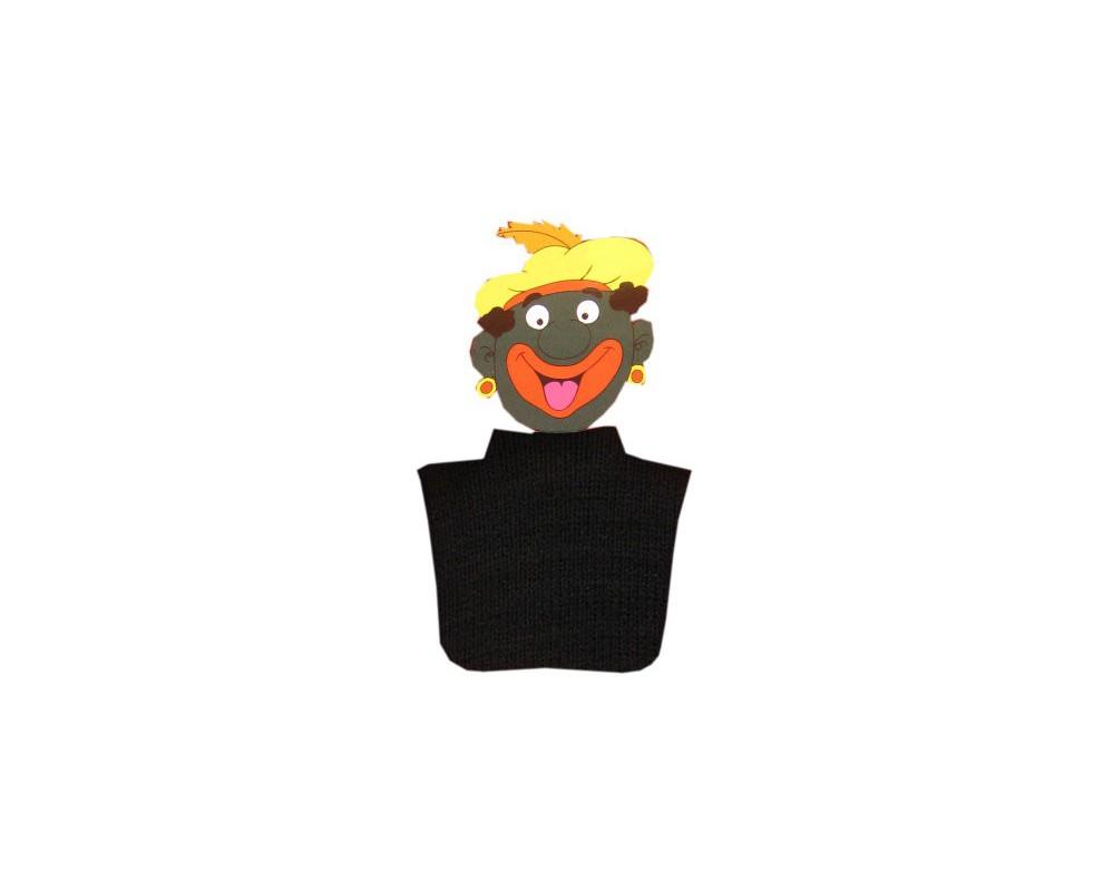 Piet Col zwart