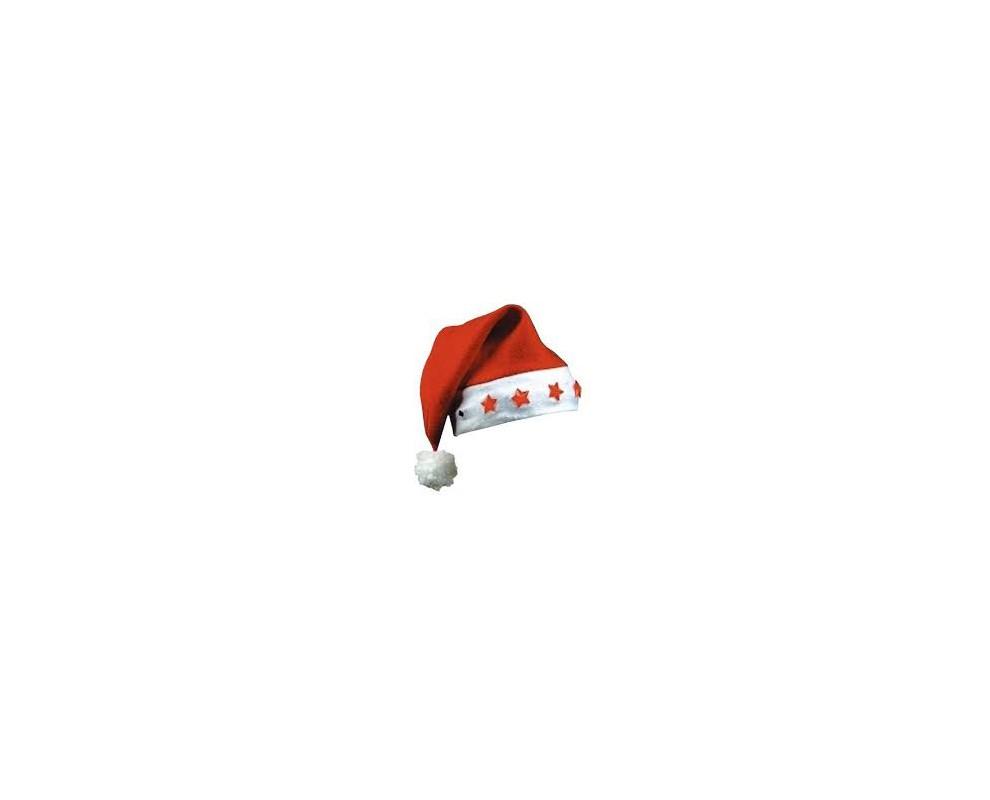 Kerstmuts Sterlampje
