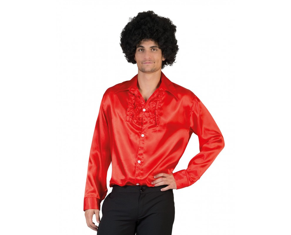 Dizzy Dancing Hemd rood