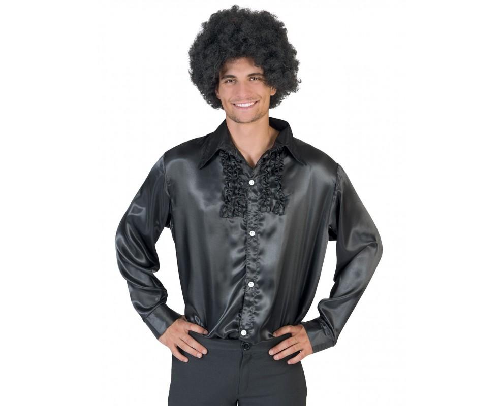 Dizzy dancing Hemd zwart