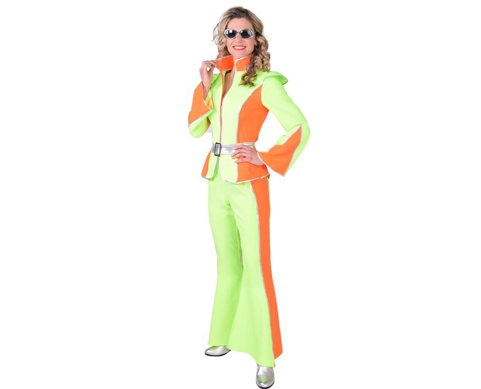 Disco Fluor Jasje en broek