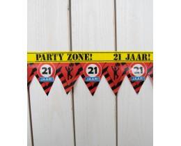 Afzetlint 21 Party Tapec