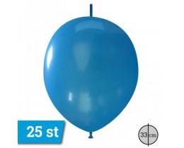link o loon ballonnen blauw