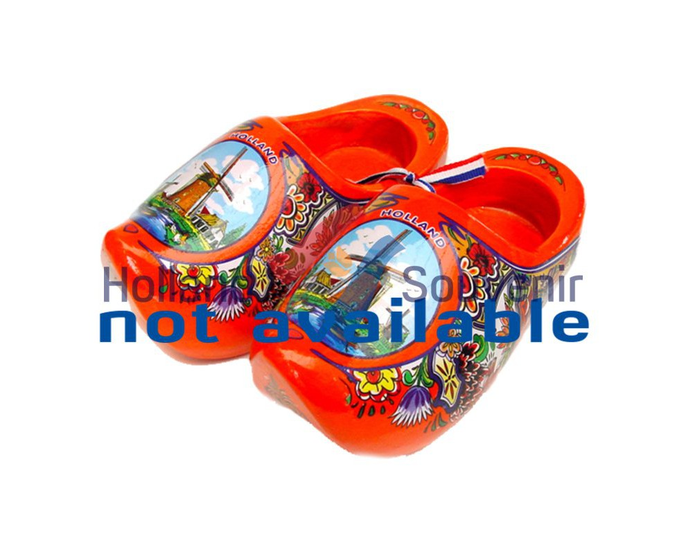 Klompen Oranje 13cm
