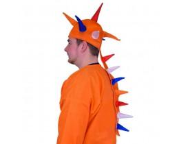 Drakenhoed oranje