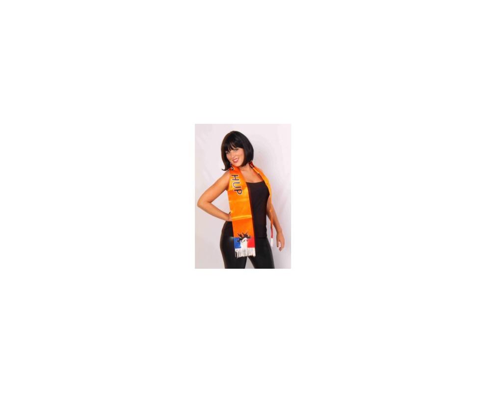 Sjaal Oranje Hup