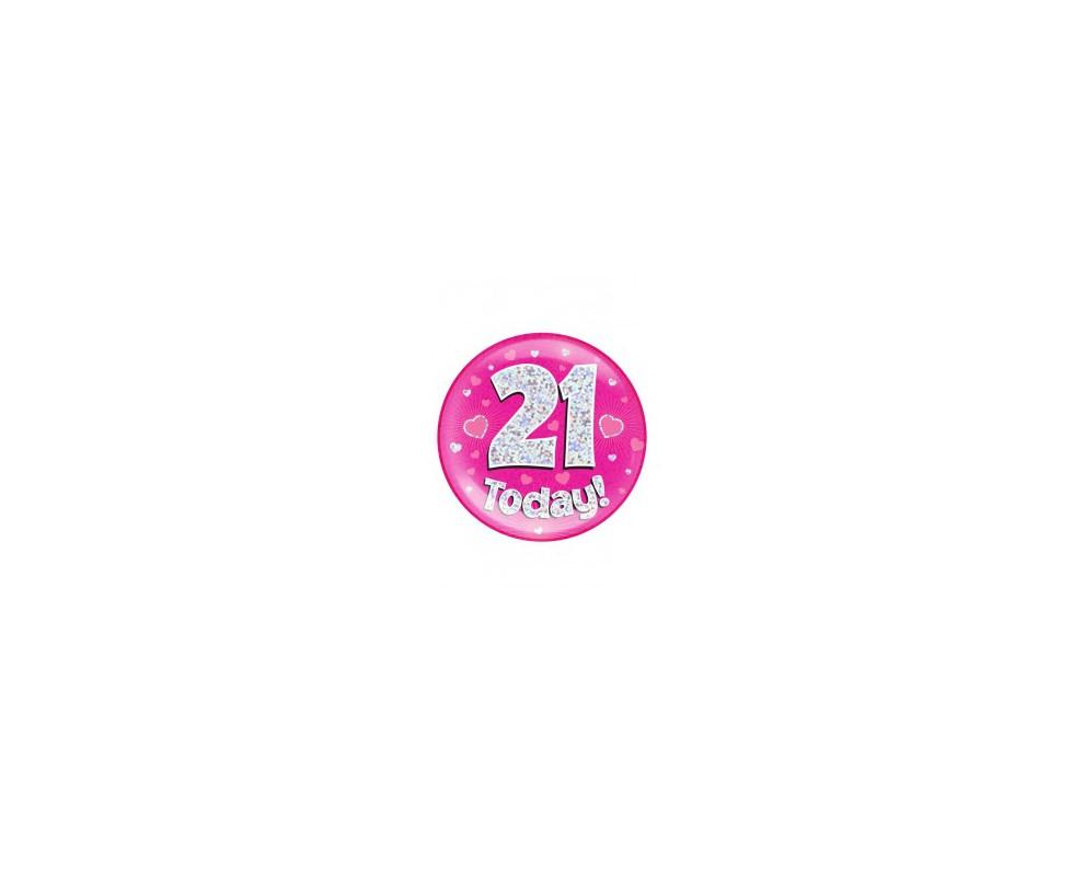XL Button 21