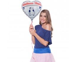 Folieballon Welkom Thuis Holland