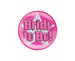 Button Bride to Be