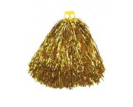 Pompon goud