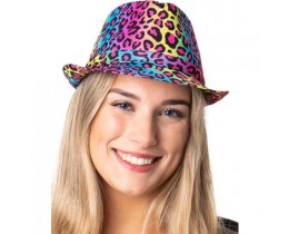 Trilby Hoed Panter