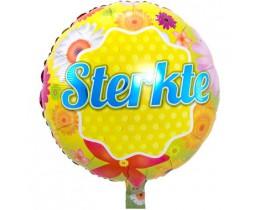 Folieballon Sterkte