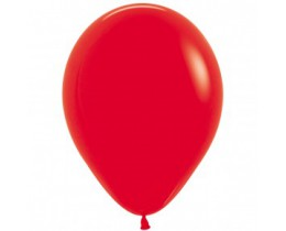 Ballon Fashion Red 30cm