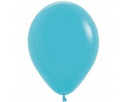 Ballon Fashion caribbean blue 30cm
