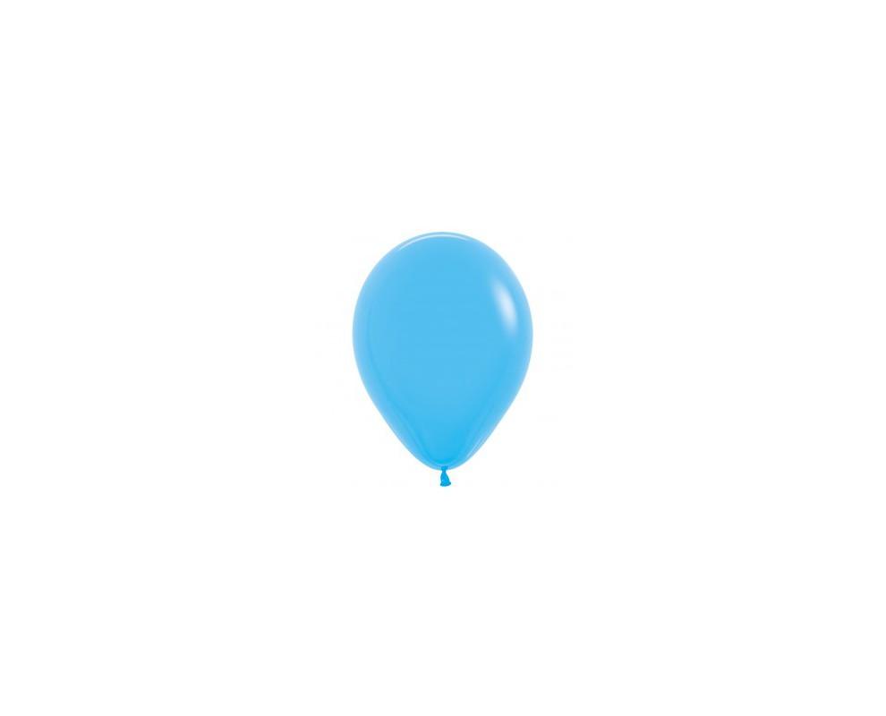 Ballon Fashion blue 30cm