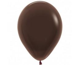 Ballon Fashion chocolate brown 30cm