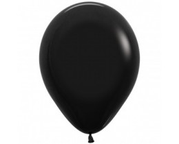 Ballon Fashion Black 30cm