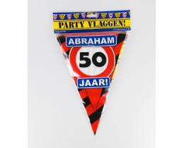 Vlaggenlijn Party Abra