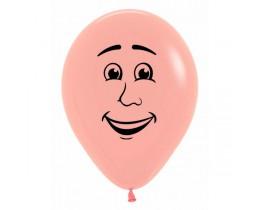 Ballon man gezicht Sem