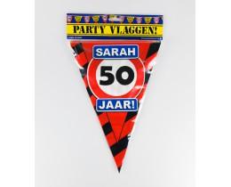 Vlaggenlijn PartySaraha