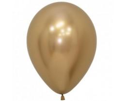 Ballon Reflex gold 12cm