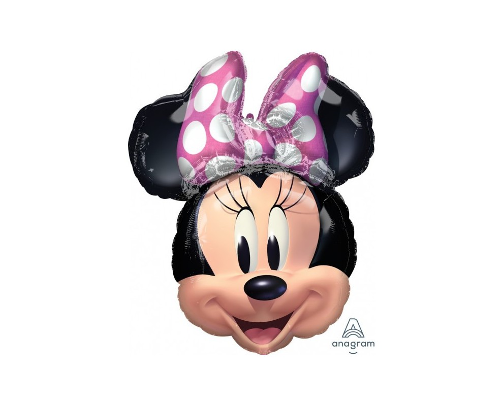 Folieballon Minnie groot