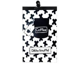 Tasje Koffie en Merci Knuffel