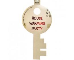 House warming deurbord