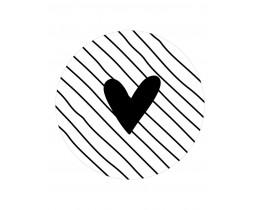 zoedt muurcirkel hart
