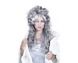 Pruik Ice Queen