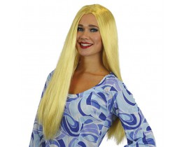 Pruik Mariska blond