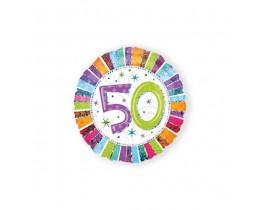 Folieballon 50