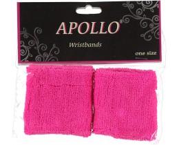 Polsbandjes neon Roze