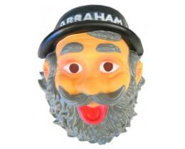 Abraham masker hoed