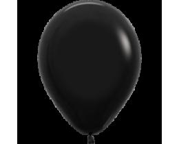 Ballon Fashion Black 12cm