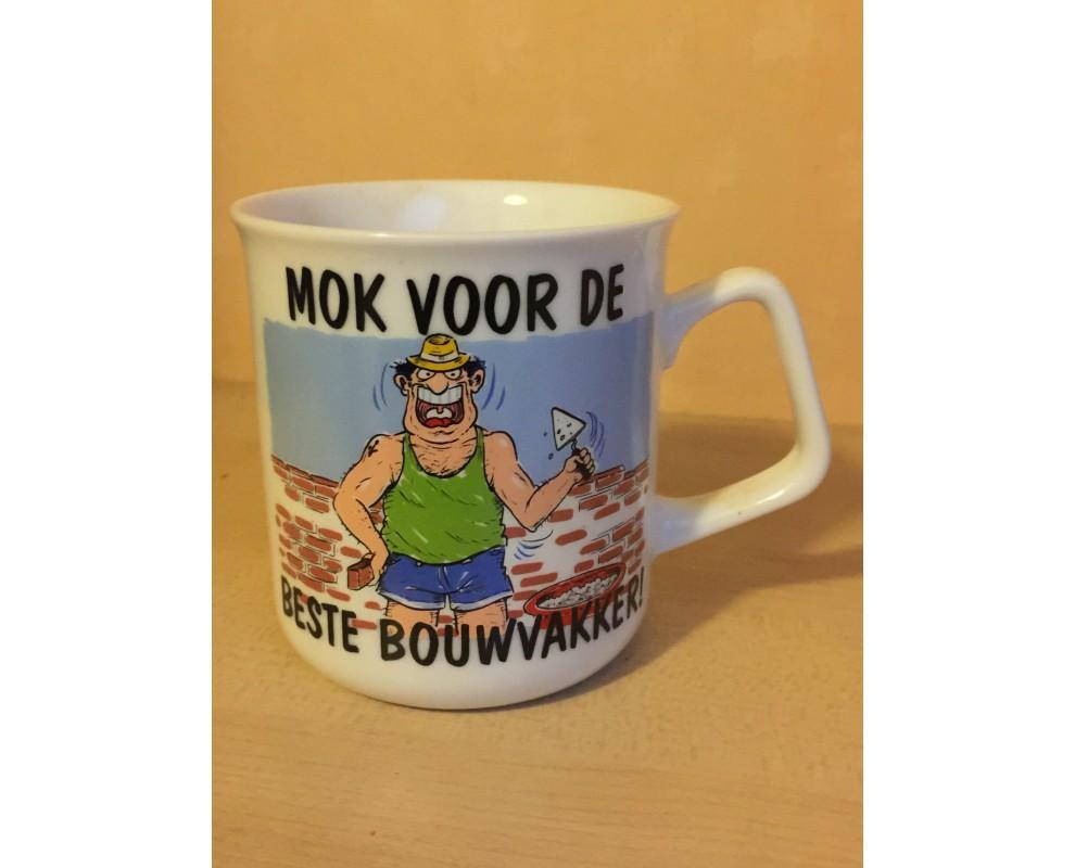 Mok Bouwvakker