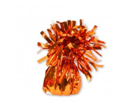 Ballongewicht Bonbon oranje