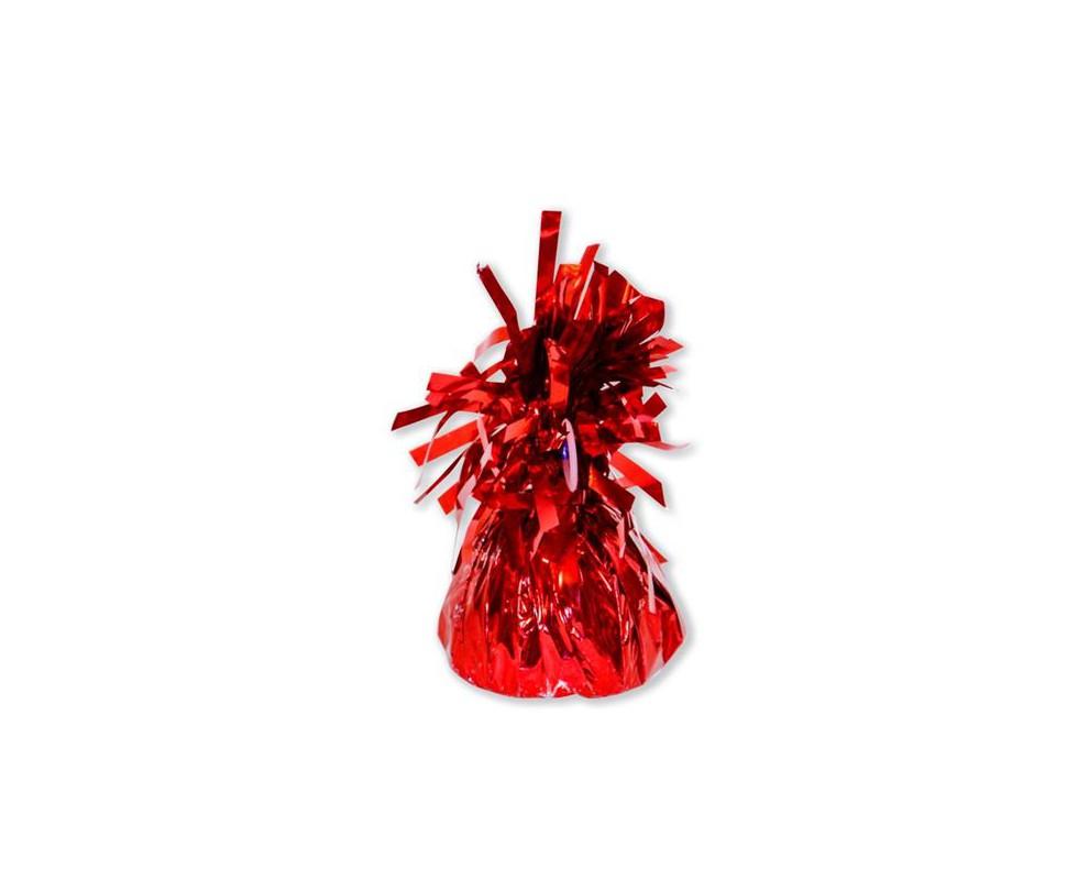 Ballongewicht Bonbon rood