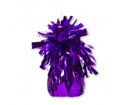 Ballongewicht Bonbon paars