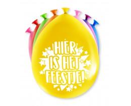 Ballonnen Feestje