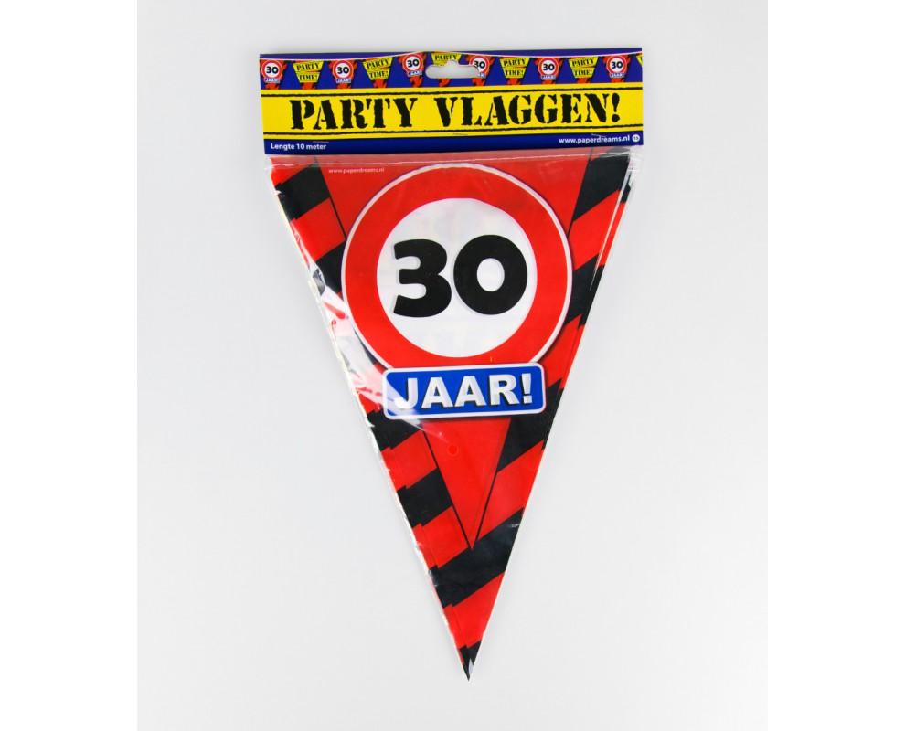 Vlaggenlijn Party30a