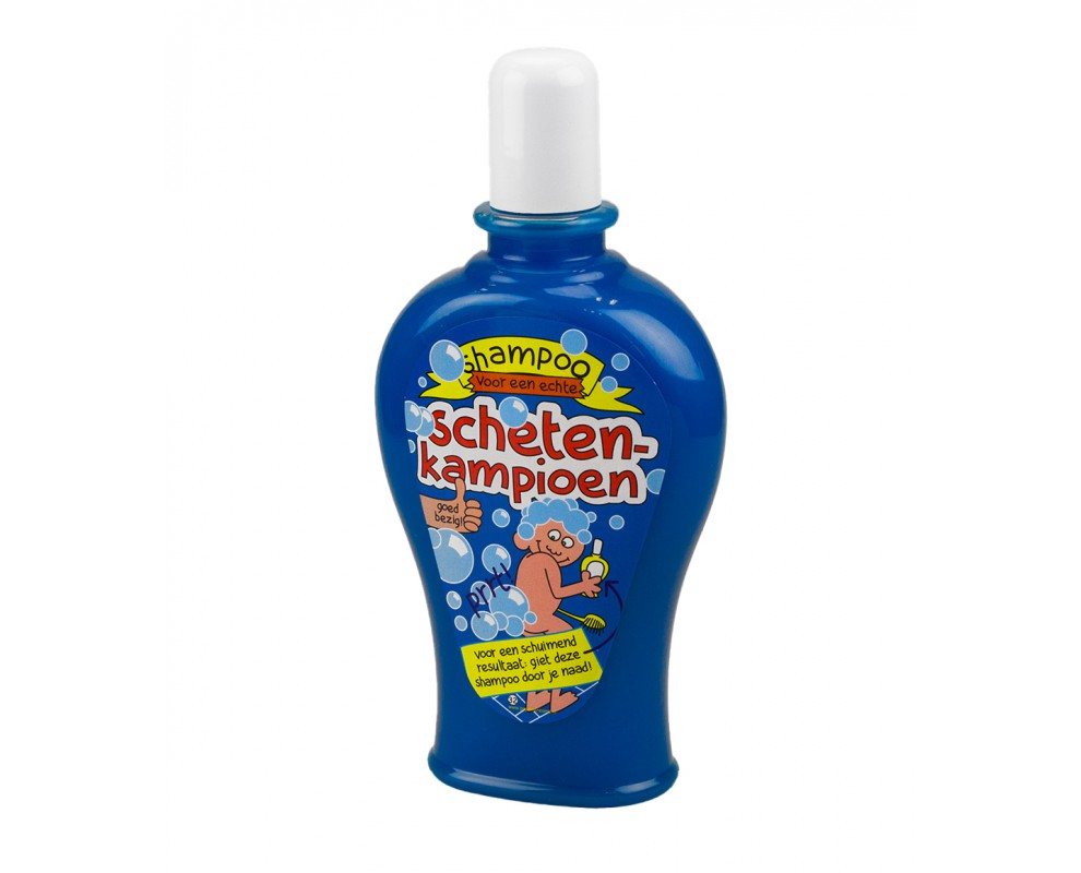 Fun Shampoo Schetenkampioen